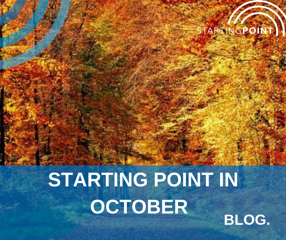 Starting Point Monthly Update – October