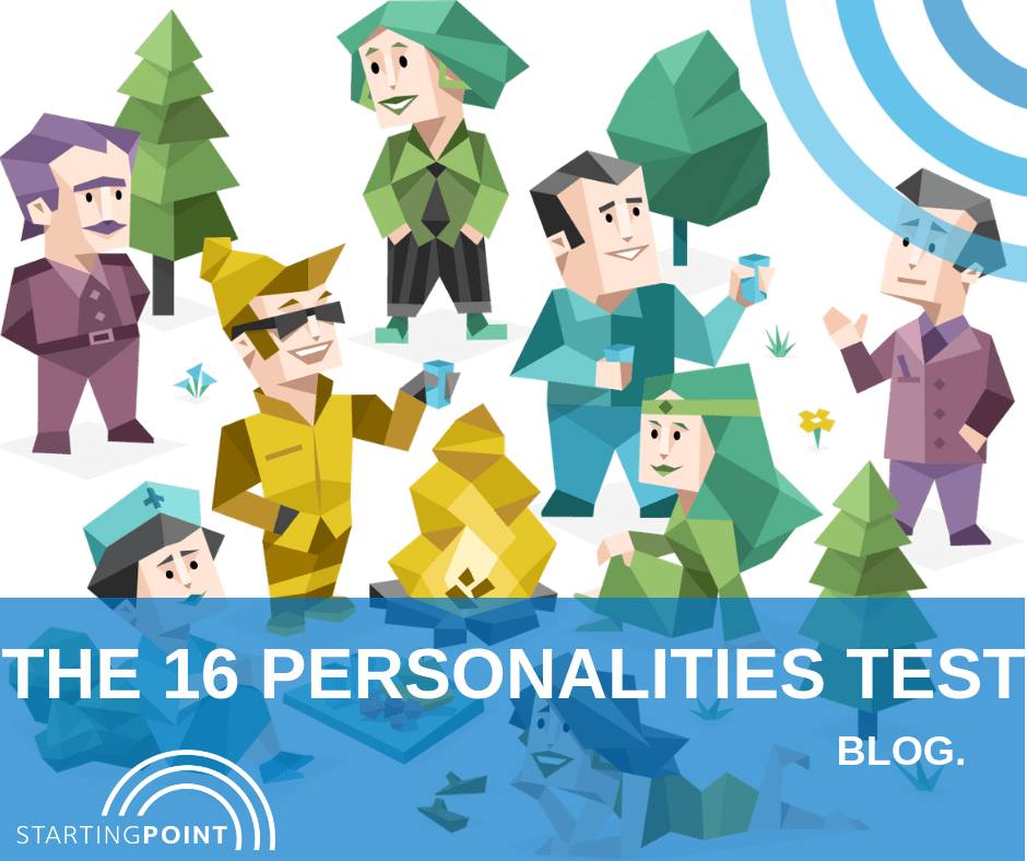 The 16 Personalities Test