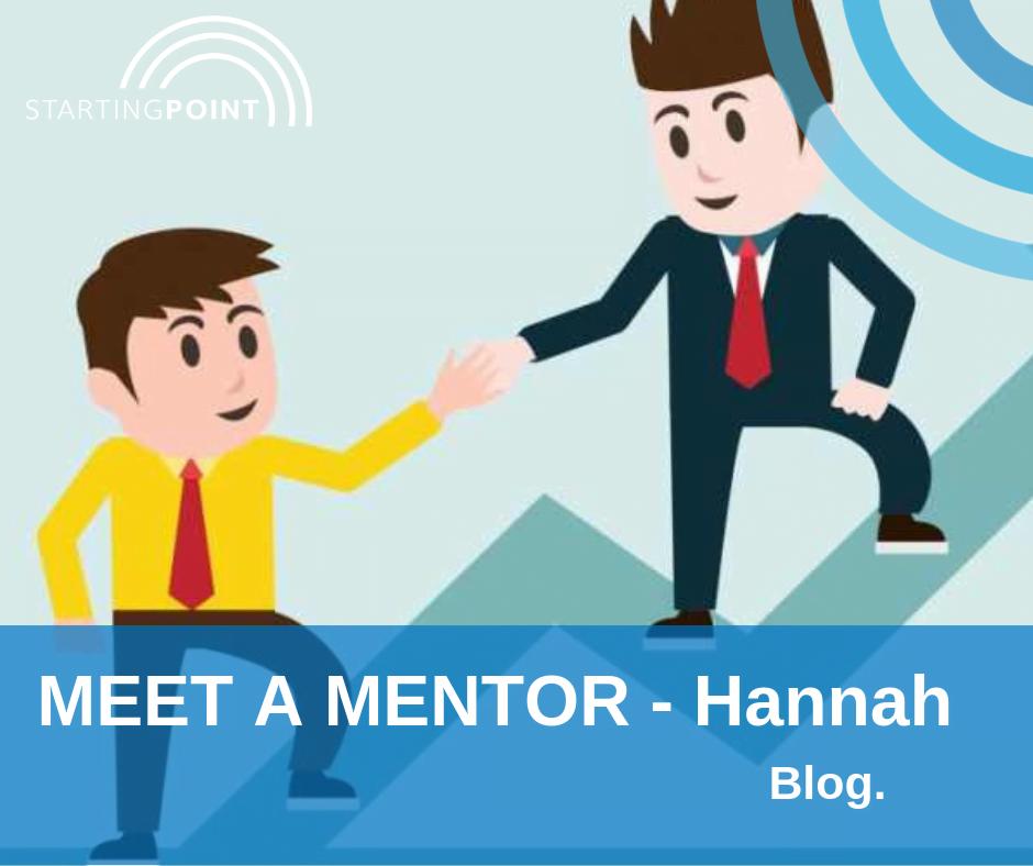 Meet A Mentor – Hannah