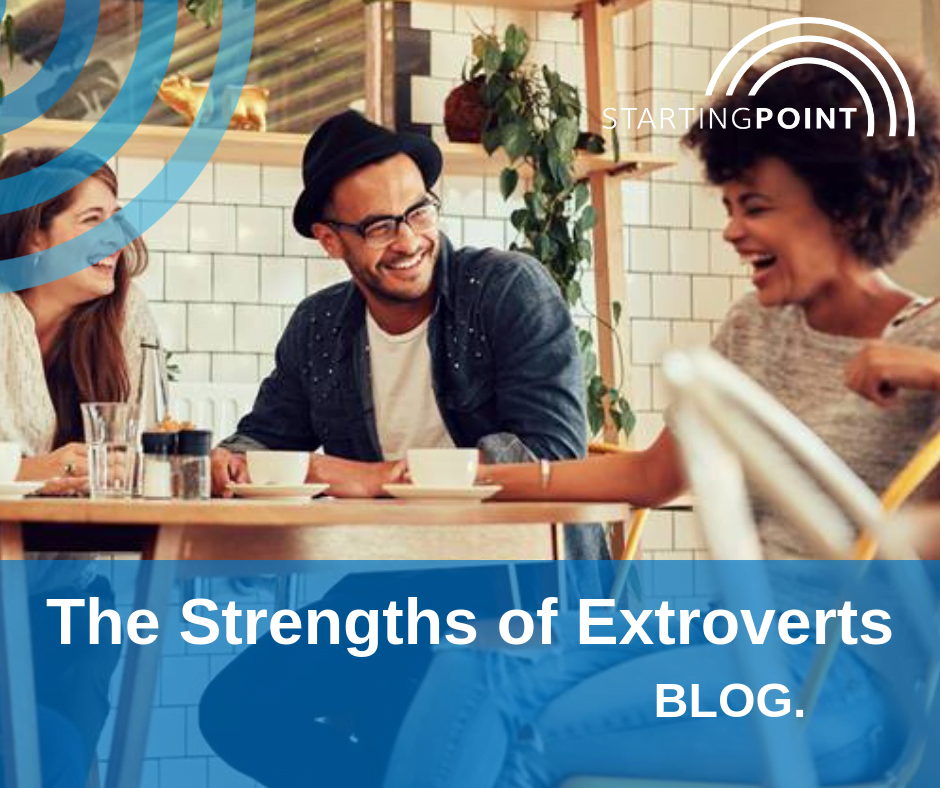 The Strengths of Extroverts