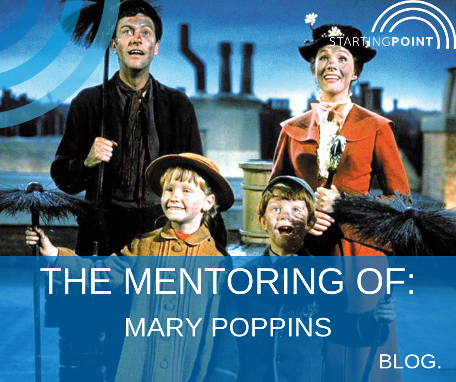 The Mentoring of: Mary Poppins
