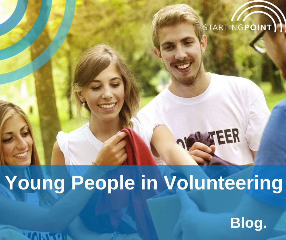 Mentees in Volunteering