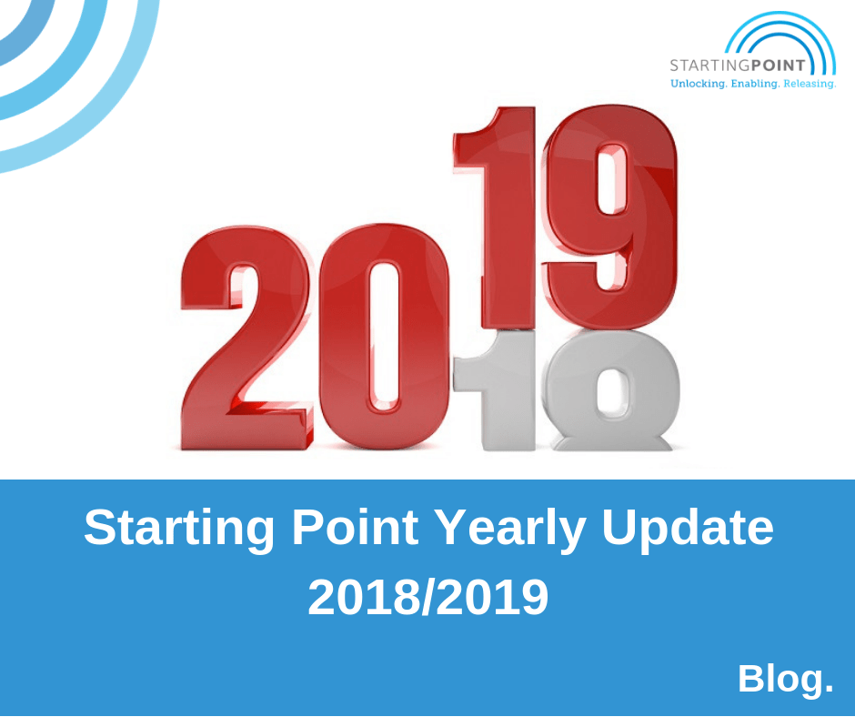 Starting Point Yearly Update 2018/2019