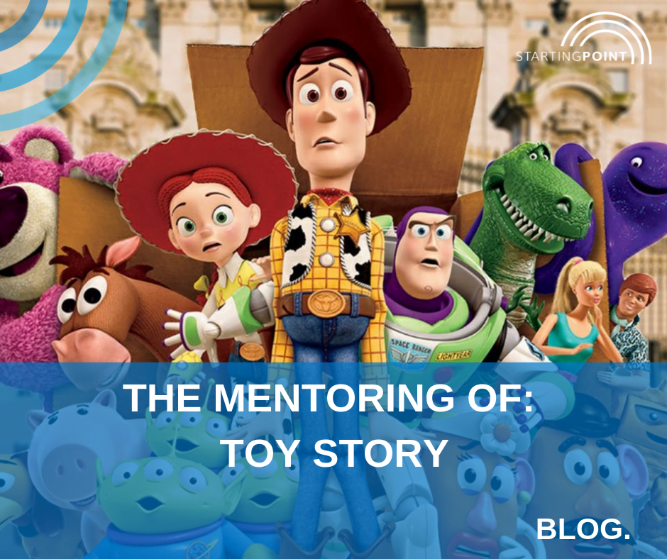 The Mentoring of: Toy Story