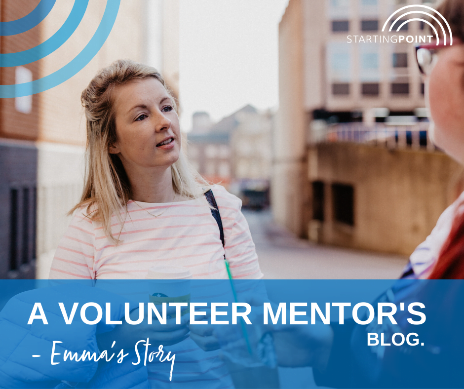 A Volunteer Mentor's Blog – Emma's Story