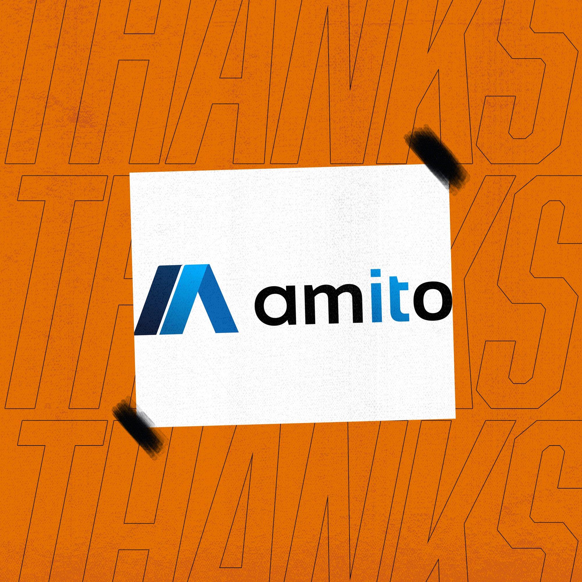 Thank You Amito!