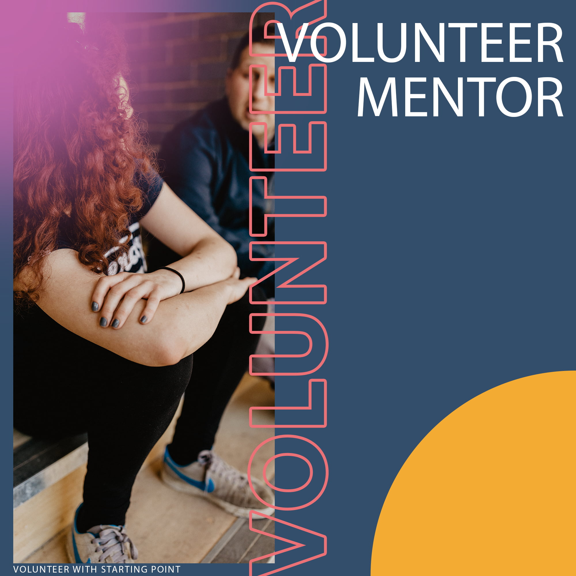 Volunteer as a Mentor